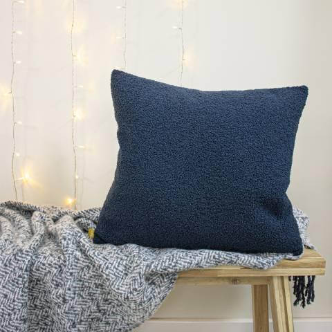 Evans Lichfield Malham 50x50cm Cushion, Royal