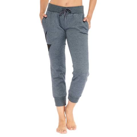Electric Yoga Heather Grey Free Spirit Bolt Jogger