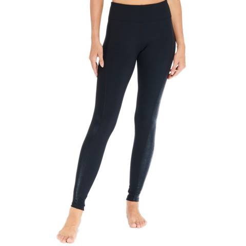 Electric Yoga Black Crocodile X Leggings
