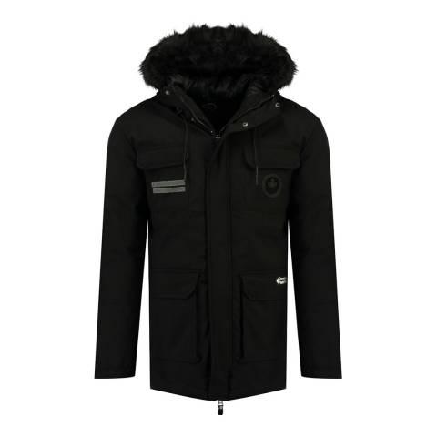 Canadian Peak Black Batneak Jacket