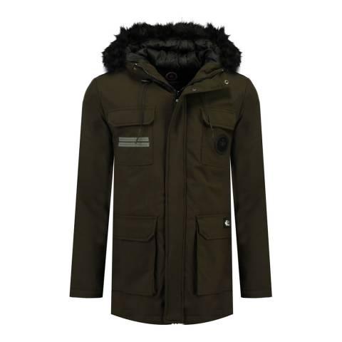Canadian Peak Khaki Batneak Jacket