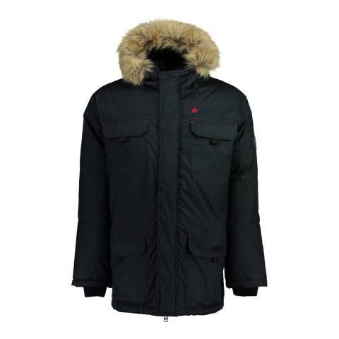 Canadian Peak Black Aristok Jacket