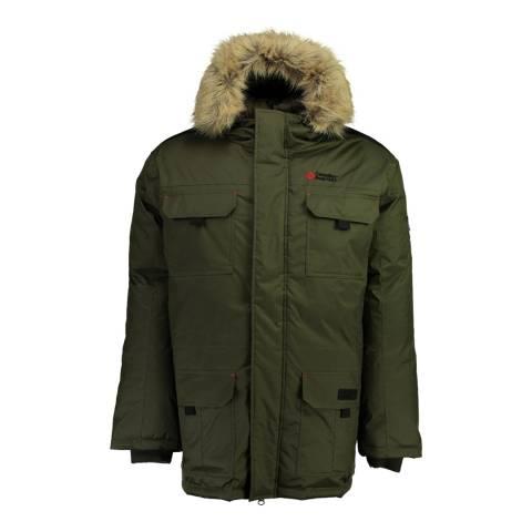 Canadian Peak Khaki Aristok Jacket