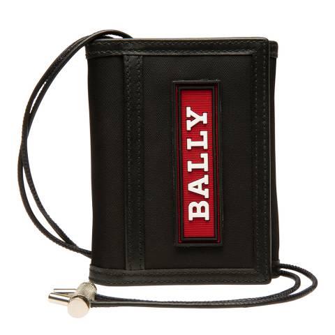 BALLY Black Eran Wallet