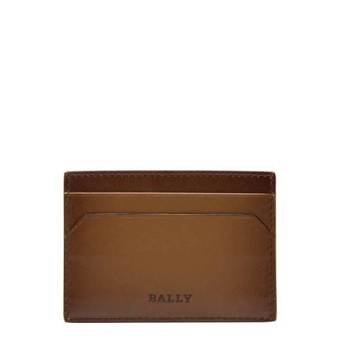 BALLY Cowboy City Sfumato Business Card Holder
