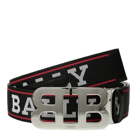 BALLY Multi Bally Iconic Reversible Belt
