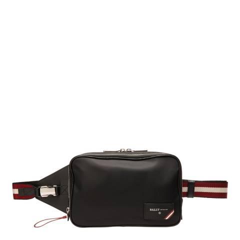 BALLY Black Explore Sling Bag