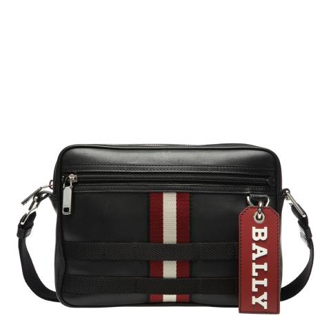 BALLY Black Hawke Crossbody