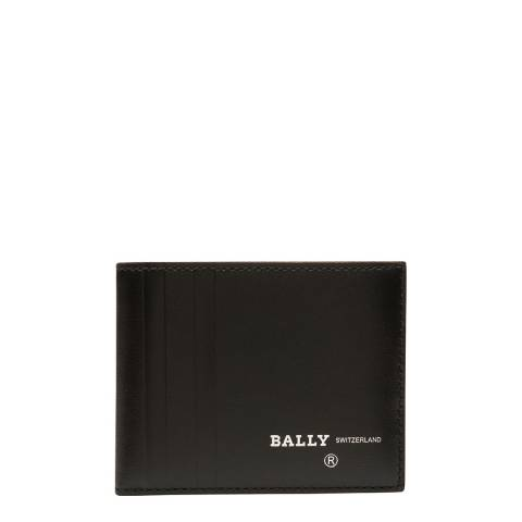 BALLY Black District Emboss Wallet