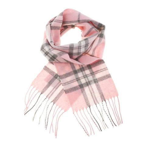 Edinburgh Lambswool Thomson Pale Mini Lambswool Scarf