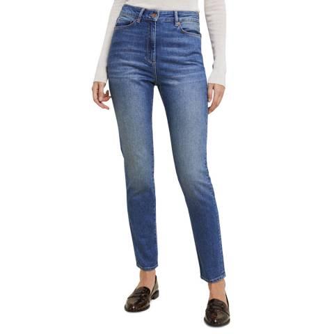 STEFANEL Blue Skinny Jeans