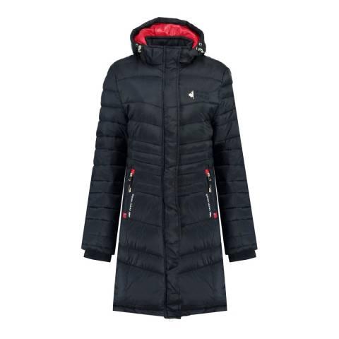 Canadian Peak Girl's Navy Corella Parka Jacket