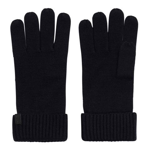 AllSaints Ink Merino Gloves