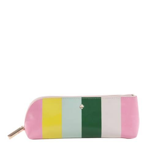 Kate Spade Pencil Case, Multi Stripe