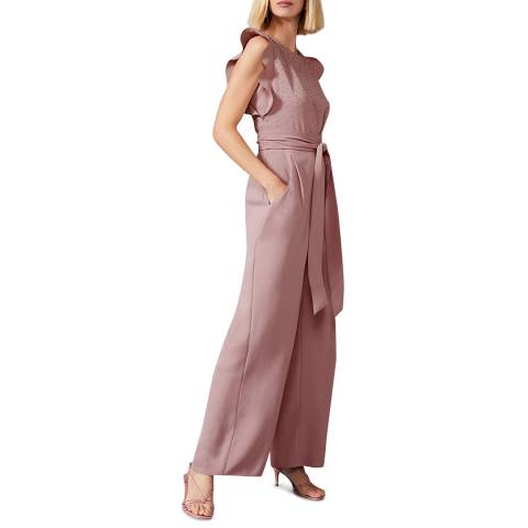 Phase Eight Pink Victoriana Jumpsuit