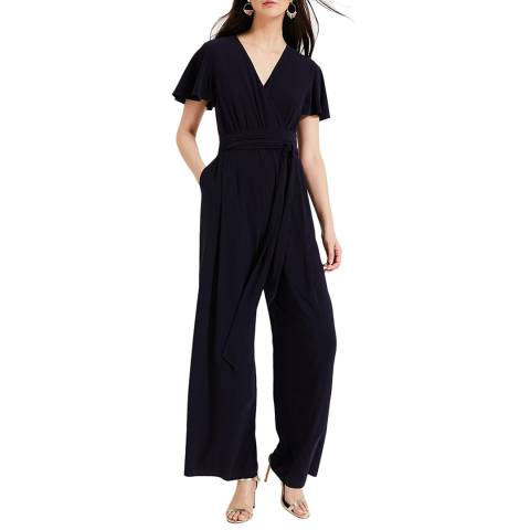 Phase Eight Navy Andrea Jumpsuit