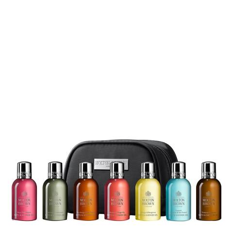 Molton Brown Mini Stowaway Travel 50ml Gift Set Worth £45
