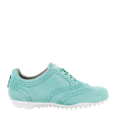 Duca del Cosma Aqua Blue Rhapsody Golf Shoe