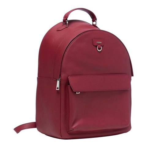 Furla Cherry Furla Favola Medium Backpack