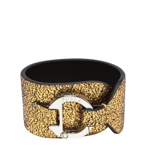 Furla Gold Bellaria Bangle with Hook