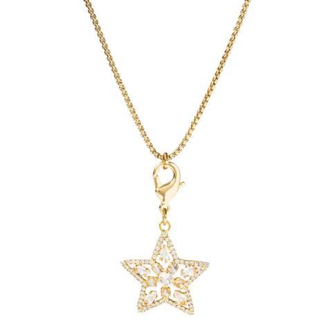 Furla Crystal Star Necklace