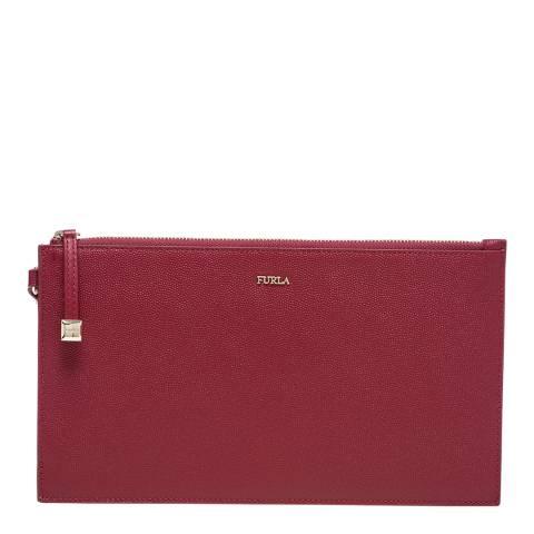 Furla Cherry My Glam Envelope Clutch