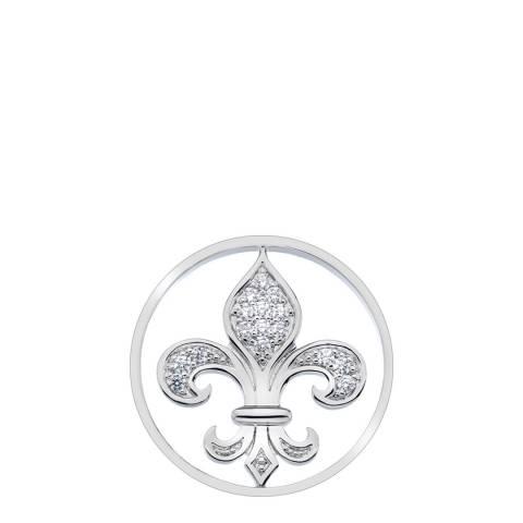 Emozioni Fleur de Lis Coin 33mm Coin