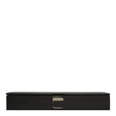 WOLF Black Anthracite Palermo Safe Deposit Box