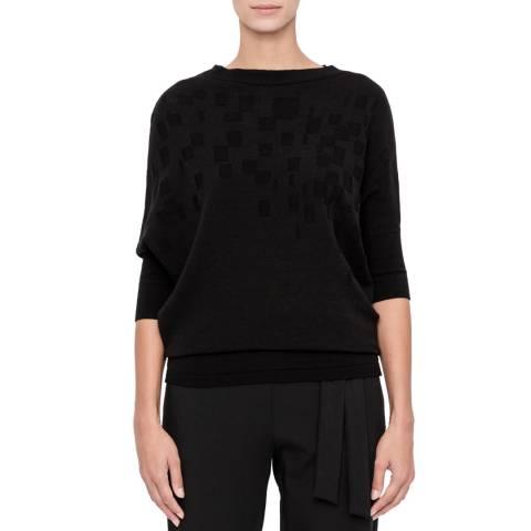 SARAH PACINI Long sweater – 3/4 sleeves