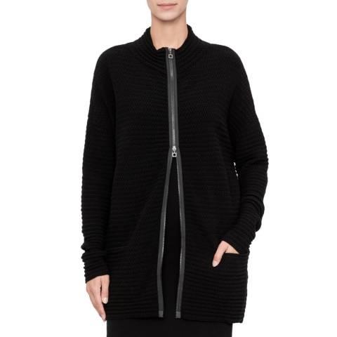 SARAH PACINI Long cardigan – zipper
