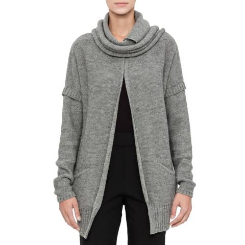 SARAH PACINI Long cardigan – twist