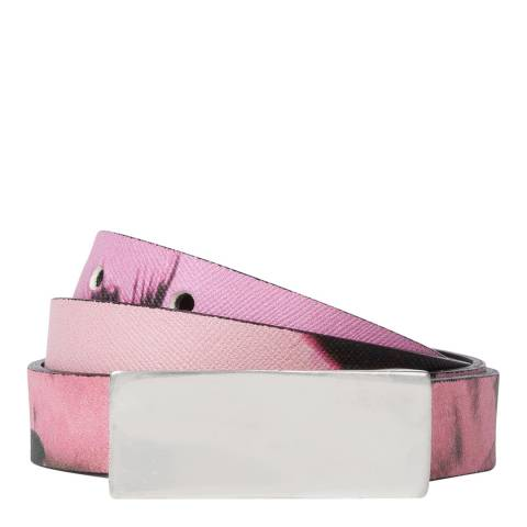 PAUL SMITH Pink Pauls Photo Belt
