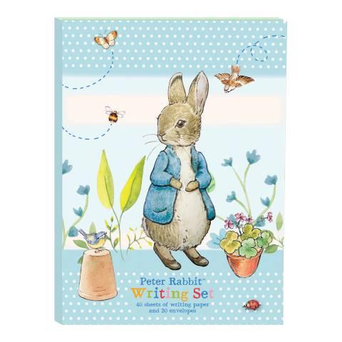 Peter Rabbit Foldover Writing Paper Set