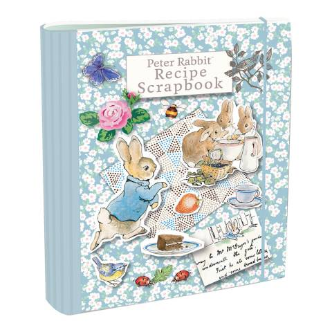 Peter Rabbit Pin Up Recipe Scrap Book