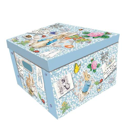Peter Rabbit Pin Up Collapsible Storage Box
