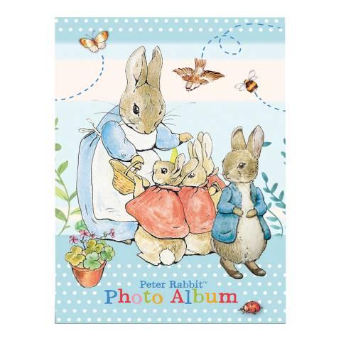 Peter Rabbit Portrait Photo Album