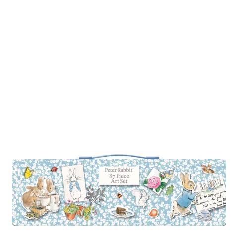 Peter Rabbit Pin Up 87 Piece Art Set