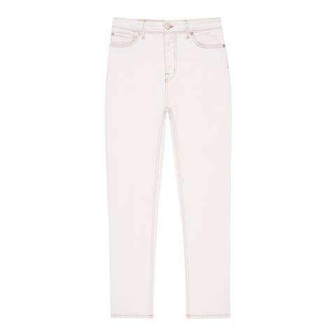 PAUL SMITH White Slim Jeans