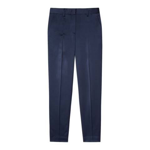 PAUL SMITH Navy Tailored Trousers
