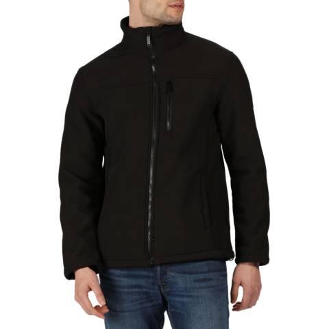 Regatta Black Conlan II Softshell Jacket