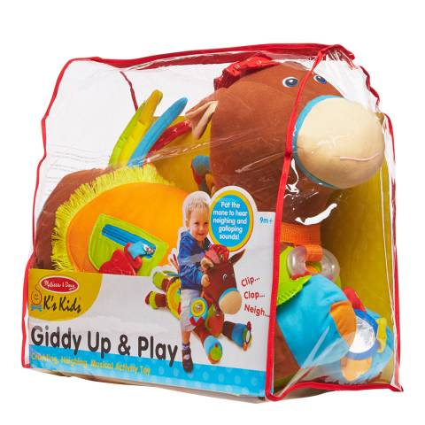 Melissa and Doug Giddy-Up And Play