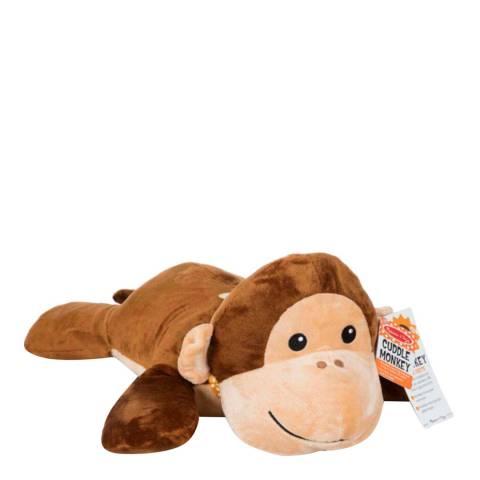 Melissa and Doug Monkey Stuffed Animal