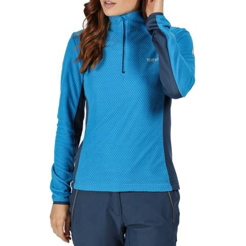 Regatta Blue Highton Half Zip