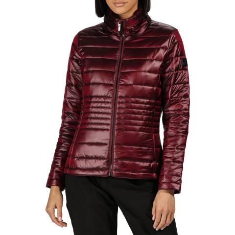 Regatta Purple Lustel Padded Jacket