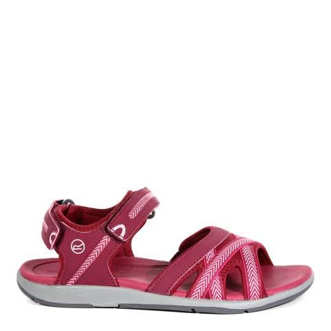 Regatta Pink Santa Clara Sandals
