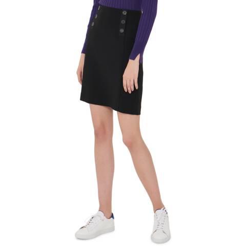 Gerard Darel Black Julie Skirt