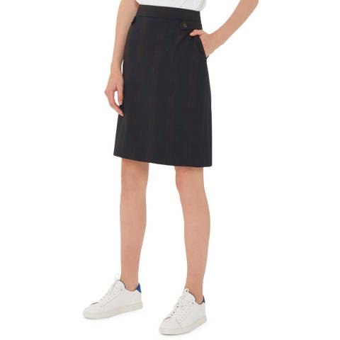 Gerard Darel Black Jules Skirt