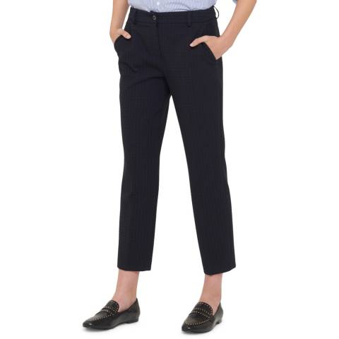 Gerard Darel Black Gladys Cropped Trousers
