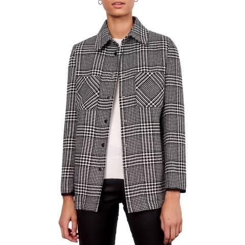 Gerard Darel Black Buttoned Verona Jacket