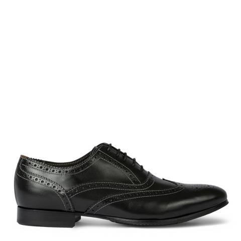 PAUL SMITH Nero Miller Leather Shoe